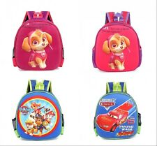 PAW Patrol Bag kindergarten Shoulders School Bag  Boys and Girls Child Backpack