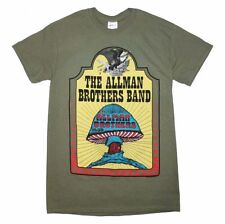 Allman Brothers Hell Yeah T-Shirt Officially Licensed NEW