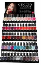 Cuccio Professional Nail Polish Various Colours Lacquer Varnish 13ml Bottle