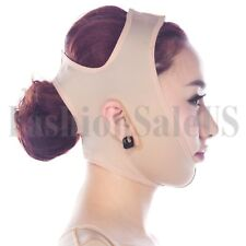 Anti-Aging Wrinkle Chin Neck Cheek Lift Slimming Face Mask Ultra-thin Belt Strap