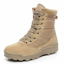 SWAT Military Tactical Desert Boots Men Fashion Army Combat Boots Summer Outdoor