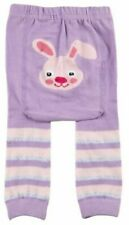 BNWT Baby Girls Stripey Bunny Flower Knitted Tights Leggings Age 0-24 Months A14