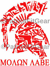 Spartan,Guns,Molon Labe,Come And Take It,AR15,M4,2A,Custom Decals,Vinyl Decals