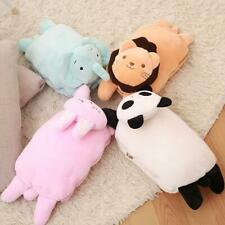 Cute Stuffed Animal Cushion Baby Sleeping Soft Toy Pillow Blanket Kids Toy Gift