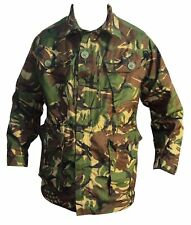 British Army issued combat 95 smock jacket windproof woodland DP cadet army