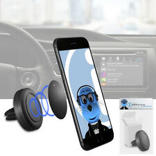 Compact Magnetic Mount Air Vent In Car Holder for Samsung R940 Galaxy S LightRay
