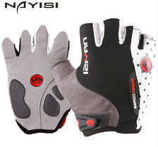 Motorcycle Sports Riding BMX MTB Cycling Bike Bicycle Gloves Fingerless Gloves