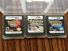 HOT Pokemon Platinum,Diamond,Pearl Version Game Card for Nintendo DSndsi,3DS,Dsi