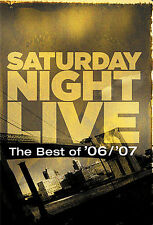 Saturday Night Live - The Best of 06/07 (DVD, 2008)