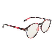 Chic Round Eyeglass Frame Vintage Glasses Retro Spectacles Clear Lens Eyewear