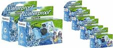 2/4 Pack Quick Snap Waterproof One Single Time Use Disposable All Weather Camera