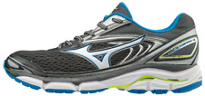 Mizuno Wave Inspire 13 Black Silver Moderate Support Running Shoes J1GC174402