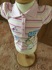 Charlie and Lola Pink T shirt / Top by Mothercare New Without Tags