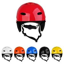 Kayak Wakeboard Water Sports Rescue Ski Safety Helmet & Waterproof Ear Protector