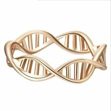 Molecule Science DNA Shape Ring Finger Ring Chemistry Ring Statement Rings