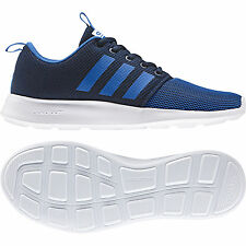 Adidas Mens Shoes Training Swift Cloudfoam Racer Blue Running Gym BB9941 New