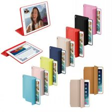 Ultra Thin Stand Leather Case Smart Cover For iPad Mini/ Air/ Pro/New iPad 2017