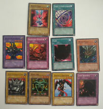 6 RARE YU-GI-OH CARDS LOT GOOD CONDITION YAMI  GILTIA HARPIE FERAL IMP BROTHER