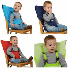 Baby Child Portable High Chair Seat Cover belt with shoulder strap high quality