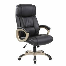 United Chair Industries Deluxe Thick Padded High Back Office Chair