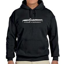 1970 Plymouth Road Runner Convertible Design Hoodie Sweatshirt FREE SHIP