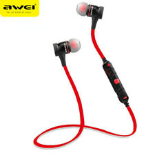 AWEI A920BL Bluetooth V4.1 Earphone Wireless Headphone With Mic Neckband Headset