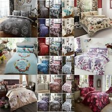 New Bargain Price Duvet Cover with Pillow Case Quilt Cover Bedding Set All Size