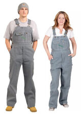 Key Industries - Premium Dungarees - Hickory Stripe