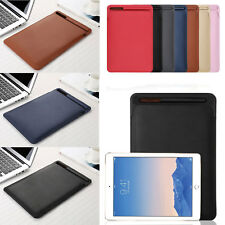 """PU Leather Case Cover Sleeve Pouch Bag Holder for Apple Pencil & iPad Pro 12.9"""""""