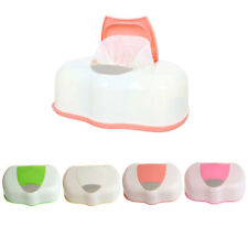 Baby Wipes Travel Case Wet Kids Box Changing Dispenser Home Use Storage Box