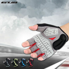 1 Pair Unisex Cycling Bicycle Gloves Half Finger Wear-resistant Comfort Mittens