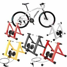 Pro Turbo Trainer Magnetic Indoor Bike Trainer for Road/Mountain Bicycle Biking