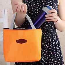 Thermal Lunch Bag Insulated Cooler Waterproof Picnic Tote Storage Pouch Bag
