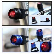 Flashing bright Bike LED Cycling Rear Safety Warning Light Tail Lamp Waterproof