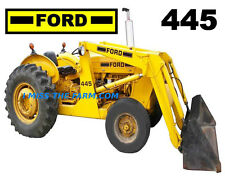FORD 445 Tractor tee shirt