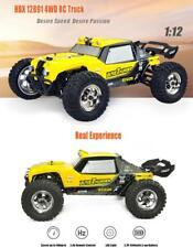 HBX 12891 4 Channels 1:12 2.4GHz 4CH 4WD 40km/h RC Truck Car RTR Christmas Gift