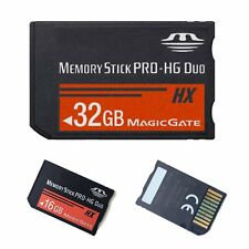 8/16/32GB Memory Stick MS Pro Duo Memory Card High Speed For Sony PSP Cybershot