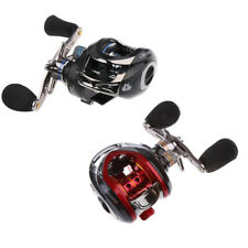 Right Handed Baitcasting Reel Saltwater Fishing Reel Low Profile Baitcaster