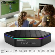 T95Z Plus TV BOX Google Android Smart HDMI 4K HD Wifi Set-Top TV BOX