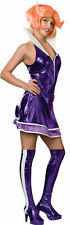The Jetsons - JANE JETSON  Fancy Dress Costume with Wig - Sizes  XS & S