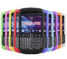 10 PACK Soft Silicone Protective Armour Case Skin For BlackBerry 9360 Curve