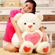 Kawaii Teddy Bear Plush Pillow 60cm, Toys for Girls Birthday Gift- Free Shipping