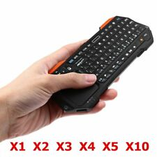 Wireless Portable mini Bluetooth Keyboard W/Touchpad For Windows Android iOS LOT