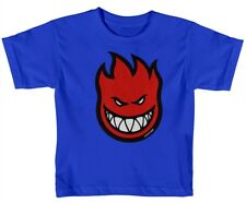 Spitfire - Bighead Fill Toddler Tee Royal/Red