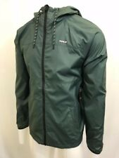 NWT Mens Hurley Protect Solid Water Repellant Jacket (Retail $60)