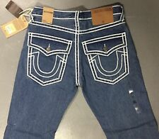 True Religion Brand New Men's Denim Jeans New w/ Tags Free Shipping