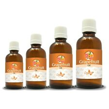 100% NATURAL GRAPEFRUIT ESSENTIAL OIL (Aromatherapy)  from 15ml to 1000ml