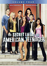 NEW The Secret Life of the American Teenager, Vol. 4 (DVD, 2010, 3-Disc Set)