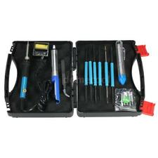 110V 220V 60W Adjustable Electric Temperature Welding Soldering Iron Tool Kit