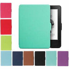 Faux Leather Case Cover For Amazon Kindle (8th Generation) 6inch 2016 New Model
